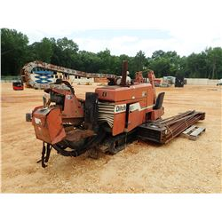 DITCH WITCH JT920L BORING MACHINE, VIN/SN:2R1159 - W/RODS, DIESEL ENGINE (B-2)