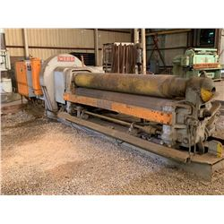 WEBB 9L-1308 PLATE BENDING ROLLER, - (SELLING ABSENTEE: LOCATED AT OLYMPIA LLC, 16260 STATE HIGHWAY