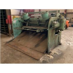 CINCINNATI 1408 MECHANICAL SHEAR, VIN/SN:21292 - (SELLING ABSENTEE: LOCATED AT OLYMPIA LLC, 16260 ST