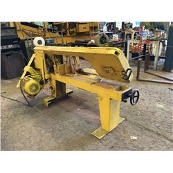 BAND SAW, - (SELLING ABSENTEE: LOCATED AT OLYMPIA LLC, 16260 STATE HIGHWAY 75, REMLAP ALABAMA 35133)