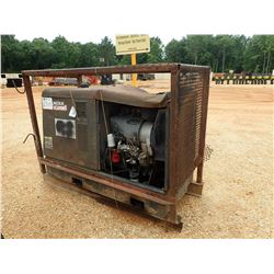LINCOLN COMMANDER 560 WELDER, - DEUTZ DIESEL ENGINE (B-3)