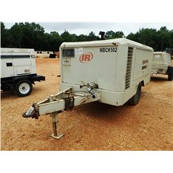 INGERSOLL RAND 375 AIR COMPRESSOR, VIN/SN:220395UKC408 - DEUTZ DIESEL ENGINE