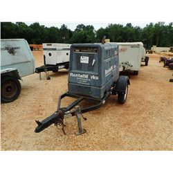 LINCOLN COMMADER 400 WELDER TRAILER MDT