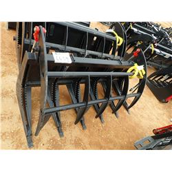 "66"" ROOT RAKE, FITS SKID STEER LOADER (B5)"