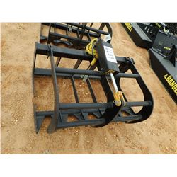 "46"" ROOT GRAPPLE, FITS SKID STEER LOADER (B-5)"