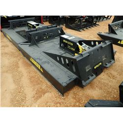 "70"" BRUSH CUTTER MOWER, FITS SKID STEER LOADER (B5)"