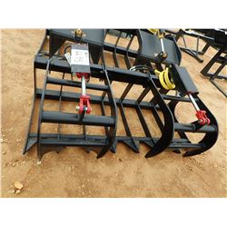 "66"" ROOT GRAPPLE, FITS SKID STEER LOADER (B5)"