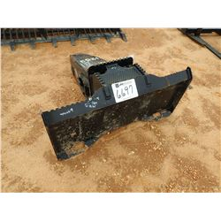 CAT S55ES HYDRAULIC HAMMER, - FITS SKID STEER LOADER