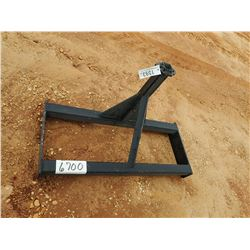 RECEIVER FRAME, FITS SKID STEER LOADER (B-5)