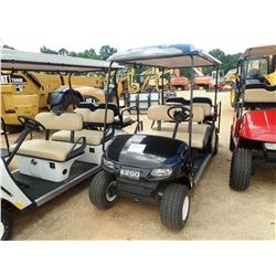 EZ-GO GOLF CART, VIN/SN:2507139 - GAS ENGINE, CANOPY, 6 PASSENGER