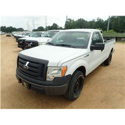 2011 FORD F250XL PICKUP, VIN/SN:1FTMF1EM1BKD21652 - 4X4, GAS ENGINE, A/T, ODOMETER READING 141.581 M