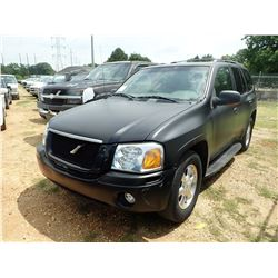 2003 GMC ENVOY VIN/SN:1GKDS135332319954 - GAS ENGINE, A/T, ODOMETER READING 184,839 MILES