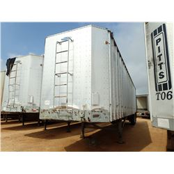 1999 PEERLESS 43-CTS CHIP TRAILER, VIN/SN:1PLE04322XPB28142 - T/A, 43' LENGTH, 385/65R22.5 TIRES
