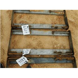 ATTACH FRAME FITS SKID STEER LOADER (B-5)
