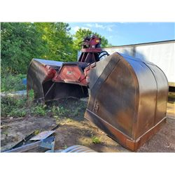 ATLAS 285 CLAM SHELL, - HYDRAULIC, ROTATOR (SELLING ABSENTEE: LOCATED AT 1831 HOLLYWOOD AVENUE, PENS