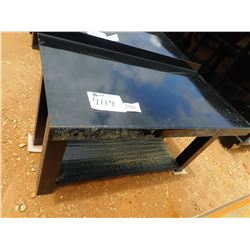 "29.5"" X 60"" HEAVY DUTY WORKBENCH, PAINTED (B-7)"