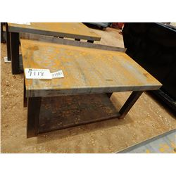 "29.5"" X 60"" HEAVY DUTY WORKBENCH (B-7)"