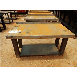 "29.3"" X 60"" HEAVY DUTY TABLE (B-7)"