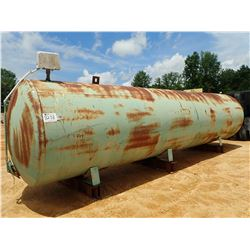 10,000 GAS FUEL STORAGE TANK (A-2)