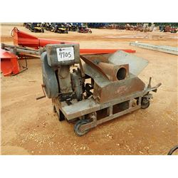 POWER CURBER 607W CURB MACHINE, - WISCONSIN GAS ENGINE (B-9)