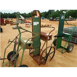 OXYGEN/ACETYLENE BOTTLE CARTS (B-9)