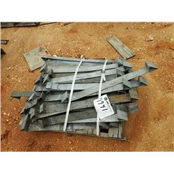 STEEL CHOCK FOR ROLL STEEL/ ALUMINUM (B-9)