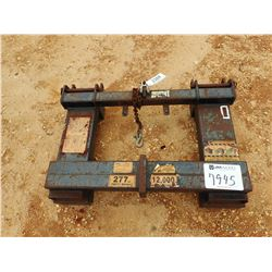 STAR FORKLIFT LIFTING ATTACHMENT