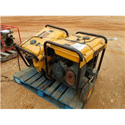 DEWALT GENERATOR, PORTABLE (PARTS ONLY) (B-9)