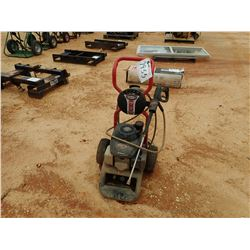 SIMPSON 3100 PSI PRESSURE WASHER, GAS ENGINE