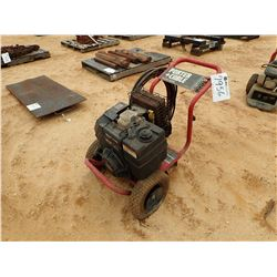 PORTER CABLE 4000PSI PRESSURE WASHER, GAS ENGINE