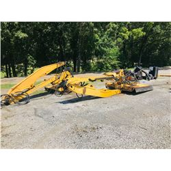 ALAMO MV60 MOWER, - SIDE ARM FOR MOWER (SELLING OFFSITE LOCATED AT 3295 KING STREET BESSEMER, AL 350