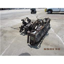 BALDERSON BITHBO BROOM, VIN/SN:J01285 - BROOM ATTACHMENT (SELLING OFFSITE LOCATED AT 1717 VANDERBILT