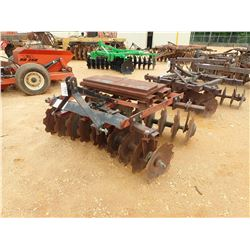 EZEE JUS300 DISC HARROW (C-3)
