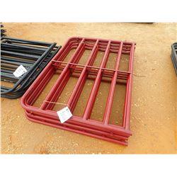 (5) 6' GATES (C-4)