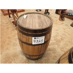 WHISKEY BARRELS (C-6)