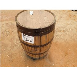 WHISKEY BARREL (C-6)