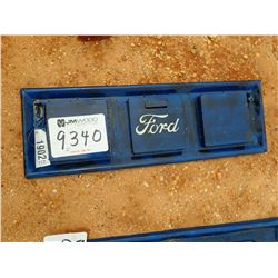 METAL FORD TAILGATE SIGN (C-6)