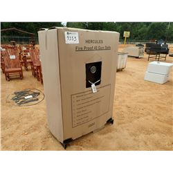 40 GUN SAFE, FIRE PROOF (C-6)