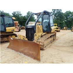 2012 CAT D4K XL CRAWLER TRACTOR, VIN/SN:MMM00403 - 6 WAY BLADE, MULIT SHANK RIPPER, CAB, A/C, SWEEPS