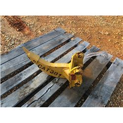 RIPPER, FITS CAT 301 MINI EXCAVATOR