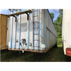 1968 FRUEHAUF F2-45- T/A, OPEN TOP, 45' LENGTH (SELLING ABSENTEE LOCATED IN EASTMAN, GA)