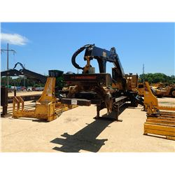 2017 TIGERCAT 234B LOG LOADER, VIN/SN:234258 - CAB, A/C, GS500 GRAPPLE SAW, MTD ON PITTS TRAILER, ME