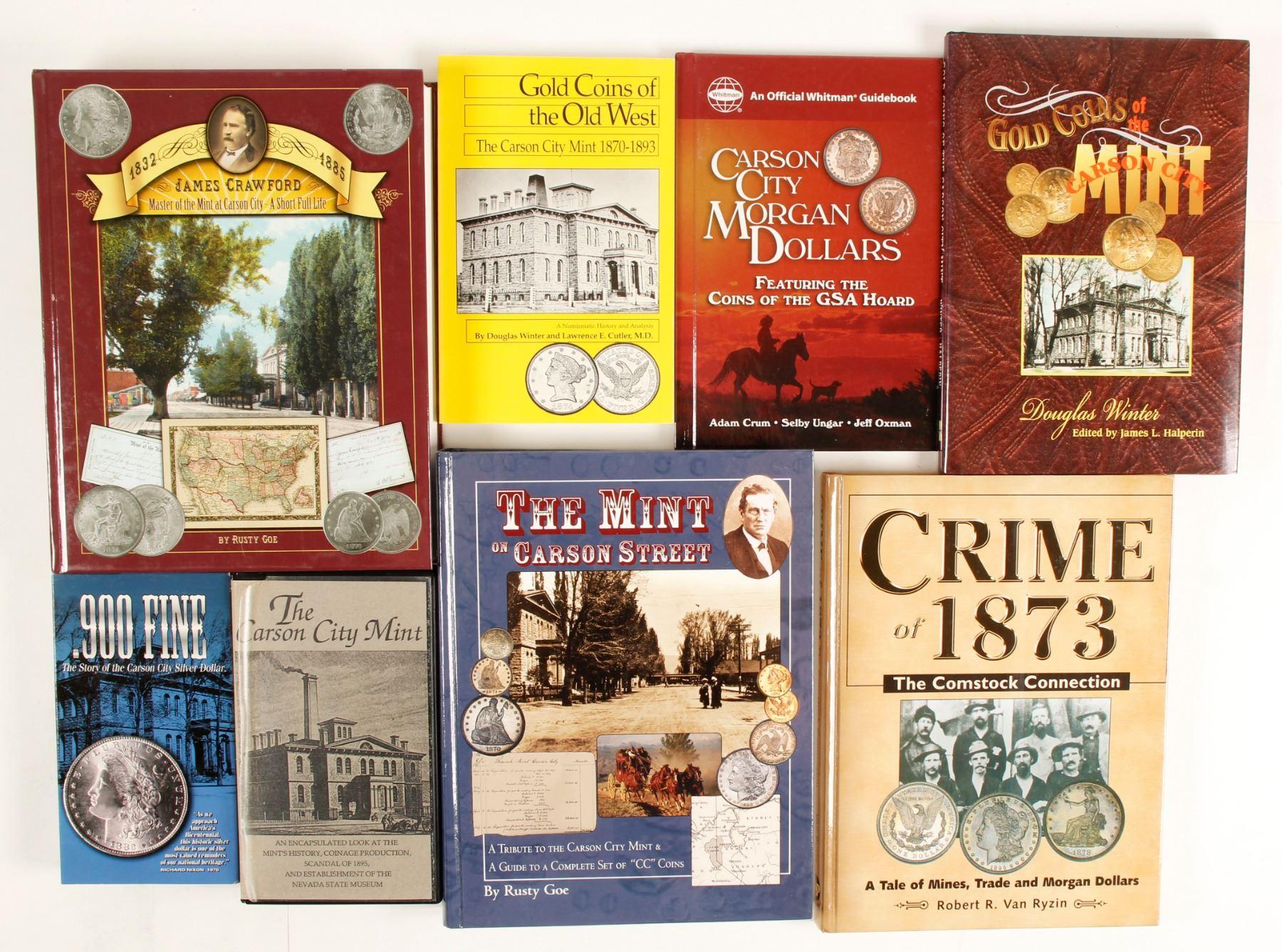 Carson City Mint History Group 63959