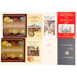 Coin Books (7)  (64500)
