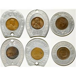 Encased Pennies  (91140)