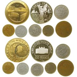 Foreign Coins and Tokens  (100334)