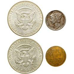 Magician Coins  (91158)