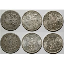 Morgan Dollars  (88879)