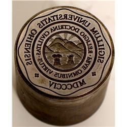 Ohio University Official Seal Die  (100103)