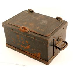 Cast Iron Floor Safe  (62168)